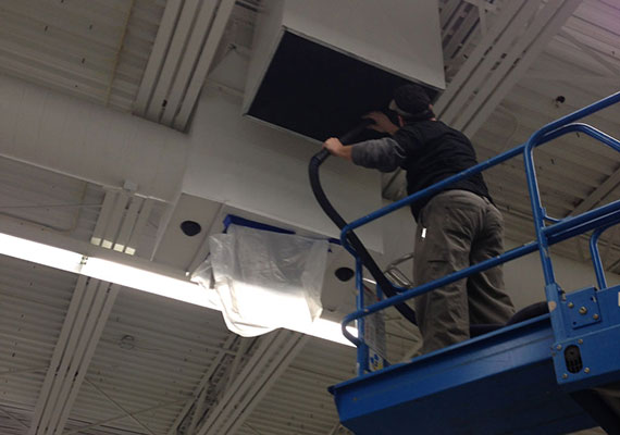 Duct Cleaning Commercial