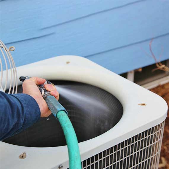 Service Evaporative Cooler